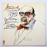 Stravinsky Conducts Agon / Canticum Sacrum