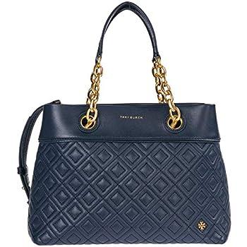 0693b4bd50 Amazon.com: Tory Burch McGraw Ladies Medium Leather Tote Handbag ...