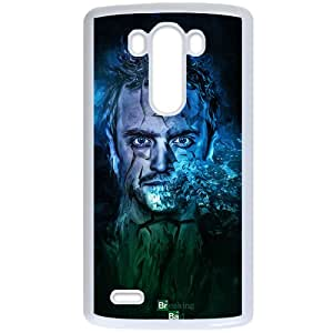 Breaking Bad LG G3 White Phone Case Gift Holiday Gifts Souvenir Halloween gift Christmas Gifts TIGER154892