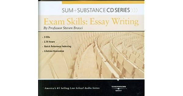 sum and substance exam skills essay writing