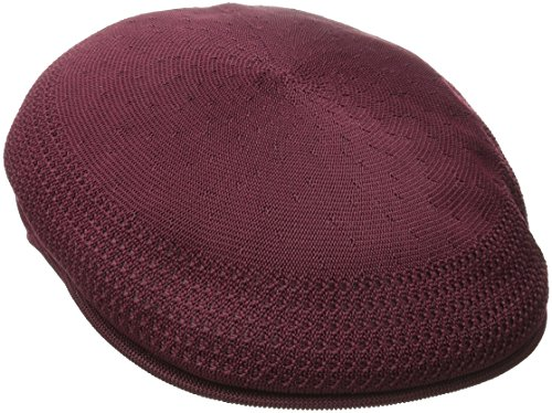 (Kangol Men's Ventair 504 Cap, Burgundy,)