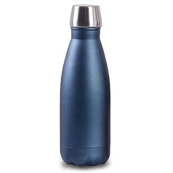 GHMWCY 350 ml Aislado Botella de Agua de vacío portátil de ...