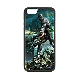 Crysis 3 Poster Artwork iPhone 6 Plus 5.5 Inch Cell Phone Case Black Delicate gift AVS_708733