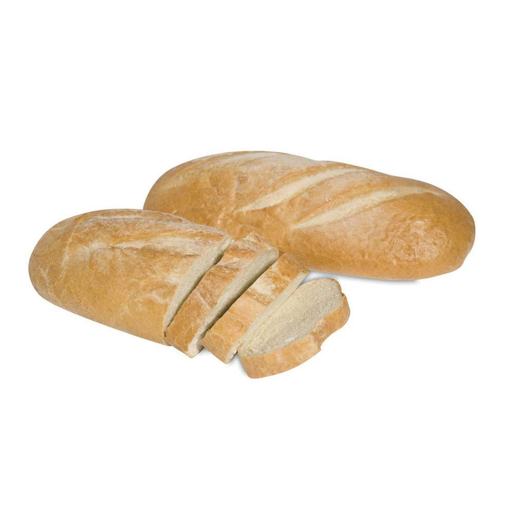 Signature Breads Country White Carving Loaf Bread - Par baked, 40 Ounce -- 6 per case.