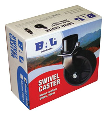 BAL 29041B Heavy-Duty Swivel Caster Wheel