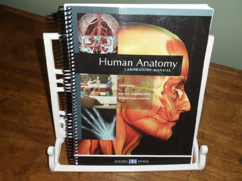 Human Anatomy Laboratory Manual with CD (Dept. of Physiology & Developmental Biology, Brigham Young University)