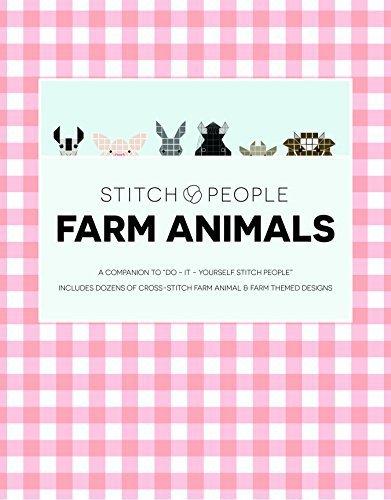 Stitch People Farm Animals Staple-bound – November 1, 2015