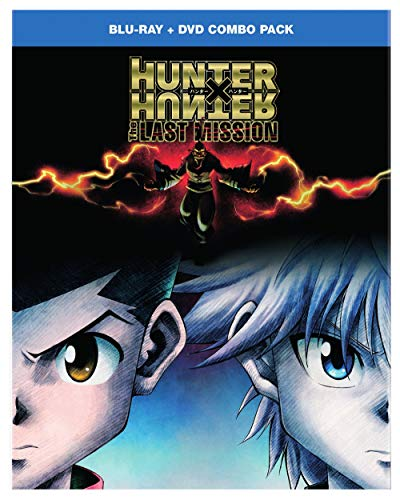 Hunter x Hunter: Last Mission [Blu-ray]