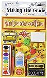 Reminisce Making The Grade 3-Dimensional Kindergarten Sticker