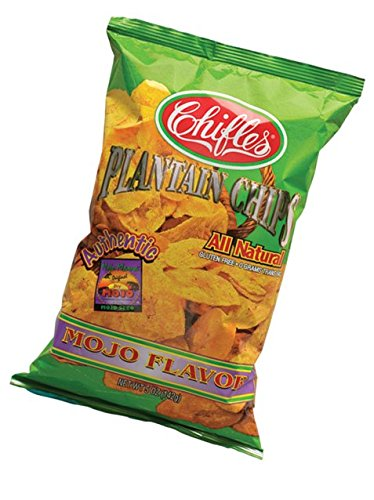 Chifles Plantain Chips (Chifles Plantain Chips Mojo Flavor)