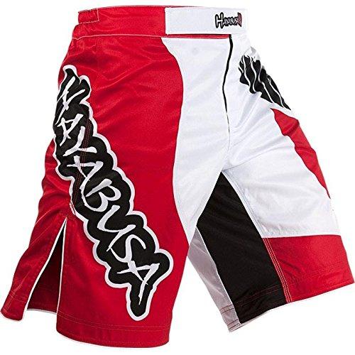 Hayabusa Chikara Fight Shorts - Red - 34