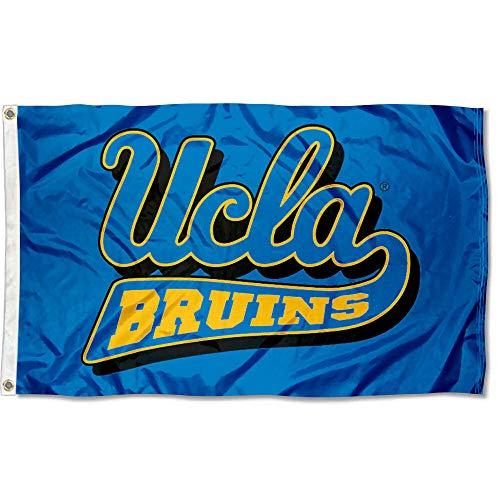 (UCLA California Bruins University Large College Flag)