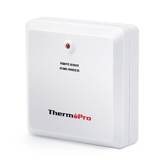 86 opinioni per ThermoPro TP60 Sensore esterno