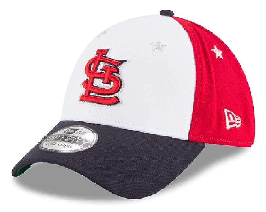 New Era Men s St. Louis Cardinals Cap Hat Patriotic Flag All Star Game  11759117 at Amazon Men s Clothing store  ea60dcb9e02