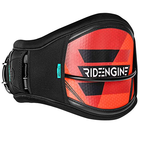Ride Engine Kiteboarding HarnessHex-Core Orange Harness M