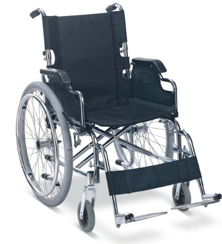 self-transporting-pediatric-wheelchair-with-flip-up-armrest-detachable-elevating-footrests-and-enlar