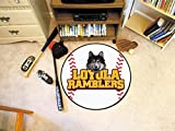 Wholesale FanMats Loyola University Chicago Baseball Mat 26 diameter, [Collegiate, Other Colleges]