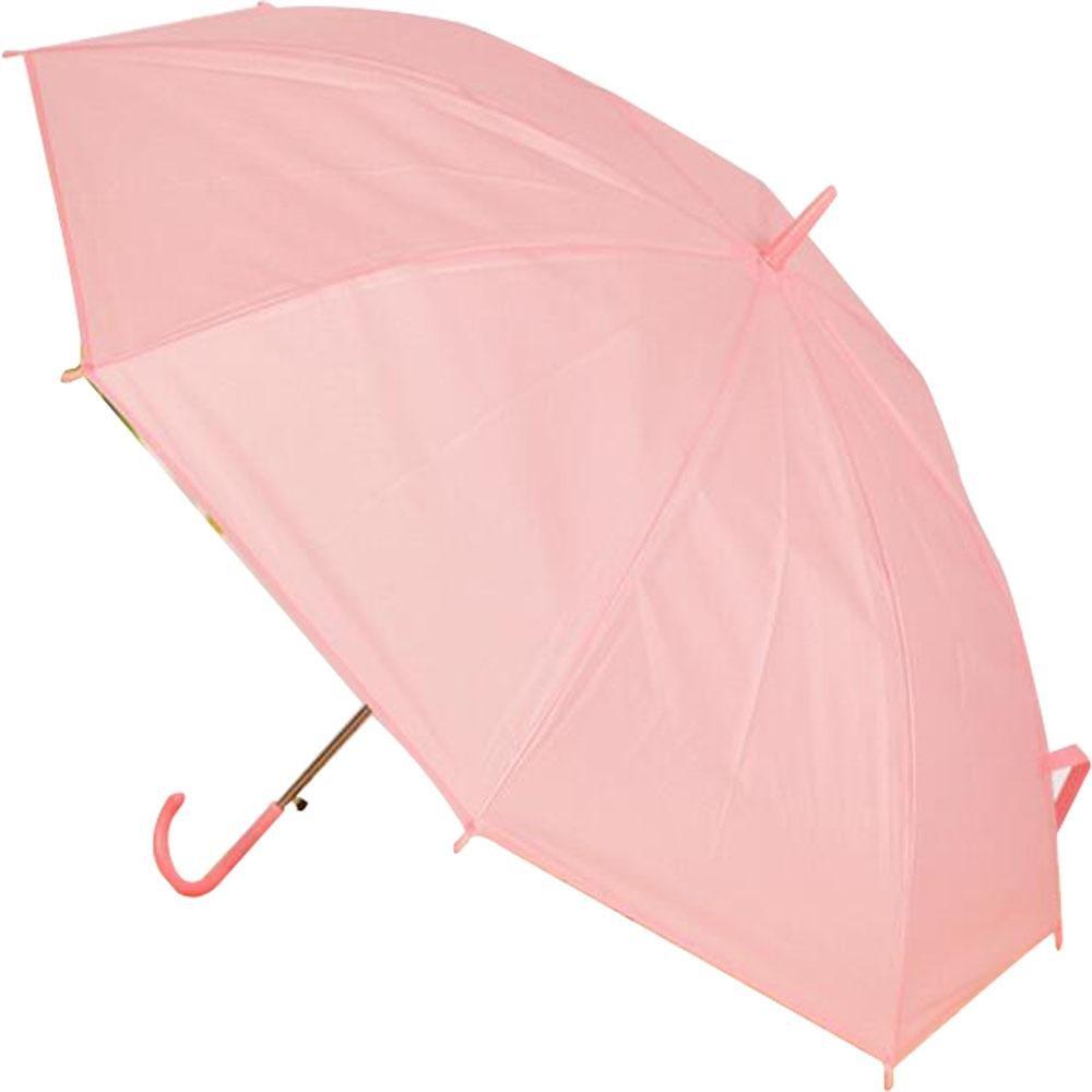 PLYY Color Long Handle Translucent Matte Umbrella