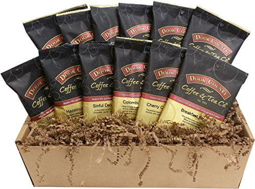 Door County Coffee Classic Full-Pot 12-Pack Gift Set