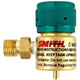 Smith Little Torch Preset Oxygen Regulator 249-499B