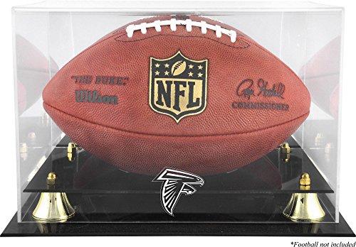 Mounted Memories Atlanta Falcons Team Logo Football Display Case Atlanta Falcons Football Display Case