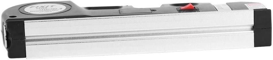 Level Ruler Laser Level Multipurpose Laser Measure Line Measuring Level Tool