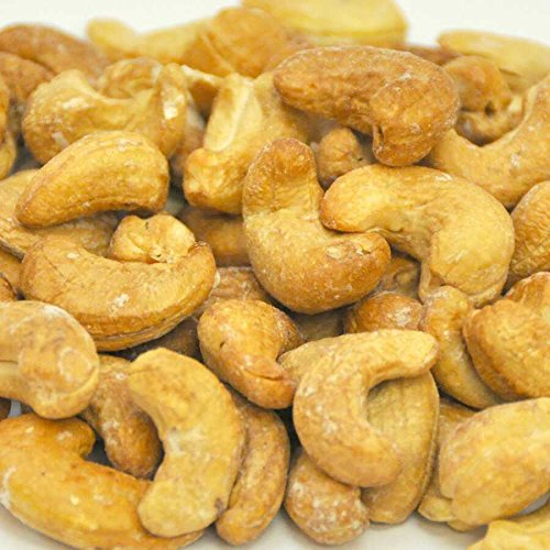 Roasted Cashews Resealable Snacks Thought