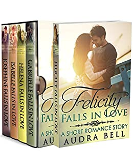 The Love Series - Volume Two: Short Romance Stories - Books 6-10 by [Bell, Audra]