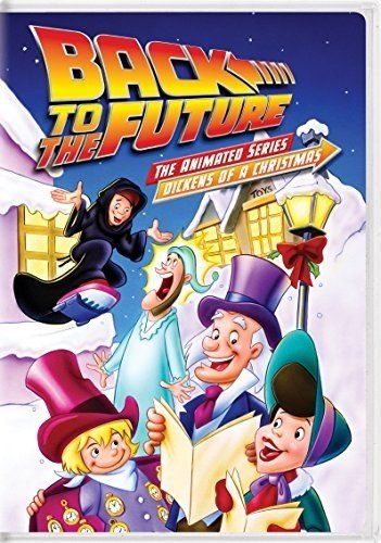 Back to the Future: The Animated Series: Dickens of a Christmas (Snap Case)