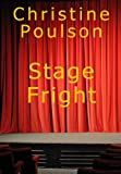Stage Fright by Christine Poulson front cover