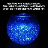 SooperBeads 20,000 Vase Filler Beads Gems Water