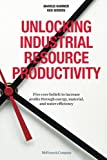 Unlocking industrial resource productivity: 5 core beliefs to increase profits through energy, material, and water efficiency