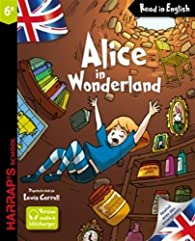 Harrap's Alice in Wonderland par Blain