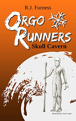 ORGO RUNNERS - Skull Cavern: A spooky adventure for children aged 9 to 12 -