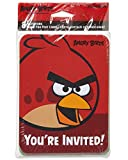 American Greetings Angry Birds Invite & Thank-You Combo Pack (8 Count)