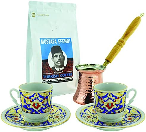 Turkish Coffee World Turkish Coffee Set