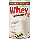 Original Whey Fantastic Vanilla Whey Protein Powder | Get Optimal Nutrition With Grass Fed, Hormone-Free, Gluten-Free, Non-GMO, Non-Denatured Ingredients. Review