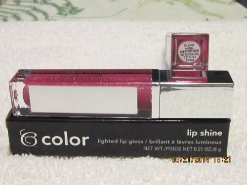 Beauticontrol Lighted Lip Gloss with Mirror - High (Definition Lip Gloss)