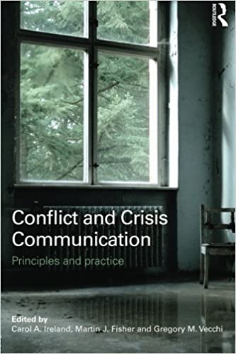 Image result for book conflict and crisis communication