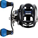 Daiwa LEXA-WN400H Lexa Type WN Casting Reel, 400, 6.3: 1 Gear Ratio, 33.40″ Retrieve Rate, 25 lb Max Drag, Right Hand For Sale