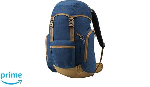 McKinley spantik - Mochila de Senderismo, Color Azul y Gris, tamaño 24: Amazon.es: Deportes y aire libre