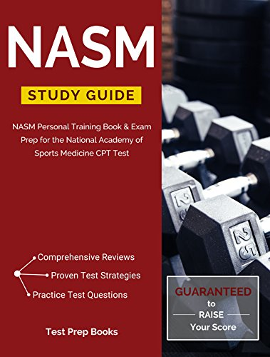 Amazon nasm study guide nasm personal training book exam nasm study guide nasm personal training book exam prep for the national academy of fandeluxe Image collections