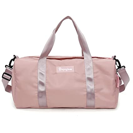 Yugefom Lager Gym Duffel Bag para Mujer Bolsa Deportiva con ...