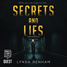 Secrets and Lies Audiobook by Lynda Renham Narrated by Rachael Beresford