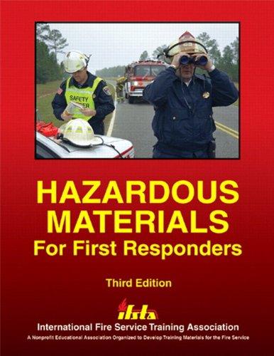 Hazardous Materials First Responder, 3rd Edition