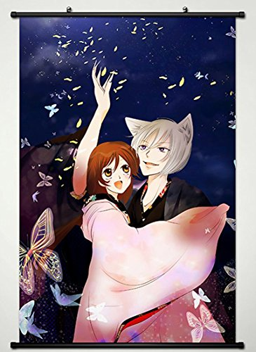 Wall Scroll Poster Fabric Painting For Anime Kamisama Kiss T