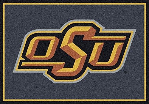 NCAA Team Spirit Rug - Oklahoma State Cowboys, 2'8