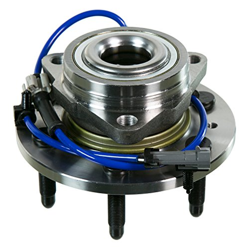 MOOG 515036 Wheel Bearing and Hub Assembly (2007 Silverado Hub)