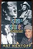 Listen to the Stories, Nat Hentoff, 0060190477