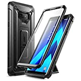 Samsung Galaxy Note 9 Case, SUPCASE Full-Body Rugged Holster Cover with Built-in Screen Protector & Kickstand for Galaxy Note 9 (2018 Release), Unicorn Beetle Pro Series - Retail Package (Black)